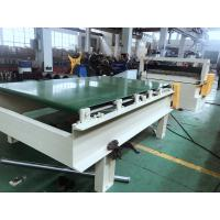 Buy cheap Hydraulic Automatic Cutting To Length Machine For 0.5-1.5mm Galvanized Steel from wholesalers