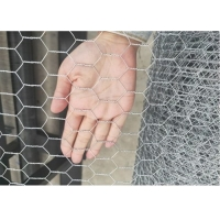 Quality 3/4 Inch 19mm Galvanised Hexagonal Wire Netting for sale