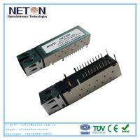 Buy cheap GEPON ONU SFF 2x10 1.25G BIDI SFF 1310/1490 Optical Transceiver from wholesalers
