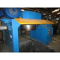 Large Size Metal Wire Vertical Wire Drawing Machine With Auto Tension Control System