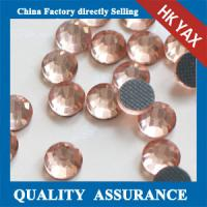 Quality China YAX High Quality DMC Rhinestones Hotfix Fashion Rhinestone Hot Fix DMC Stones for hats for sale