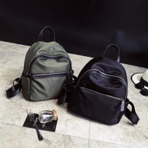 Quality 2017 New Backpack Style Oxford Bron-shoulder Bag Lady Bag for sale
