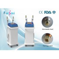 Quality 5MHz high frequency RF microneedle machine specially for wrinkle removal for sale