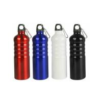 Quality Red Aluminum Kettle Riding Bike Cycling Water Drink Bottle Bicycle Water Bottle for sale