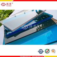 Quality lexan solid polycarbonate roof sheet transparent roofing sheet for sale
