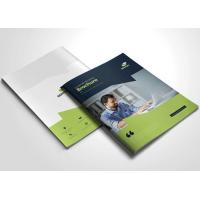 Quality Folding Custom Business Brochures With Digital Brochure Printing for sale