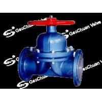 Quality Lined Diaphragm Valve for sale