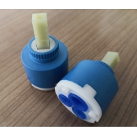Quality Polished Surface Finishing Faucet Ceramic Cartridge Replacement Parts for sale