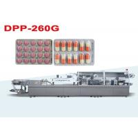 China High Speed Pharmaceutical Blister Packaging Machines With Servo Motor Driving on sale