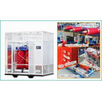 Quality Epoxy Resin Cast Dry Type Transformer / Step Down Voltage Transformers 10~4000KVA for sale