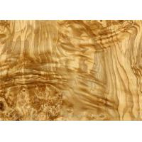 Quality Olive Ash Burl Natural Wood Veneer for Panel Door and Furniture Industry from www.shunfang-veneer.com for sale