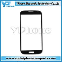 Quality 5.0 Inches Cell Phone Front Glass For Samsung galaxy S4/I9500 for sale
