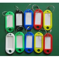 Buy cheap Outdoortips Luggage ID Tags Labels Keyrings with Name Cards from wholesalers