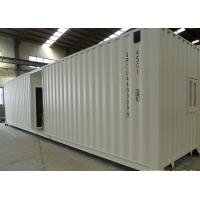 Quality Modified 40 Feet Prefab Steel Houses Shipping Container For Mining Company for sale