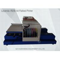 Quality Flatbed UV Small Format Eco Solvent Printers Professional High Accuracy for sale