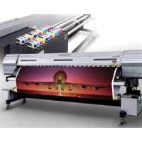 Quality UV Flatbed Printer with Roll to Roll digital sign printing equipment , UK Curing System for sale