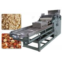 Quality Commercial Nut Cutter Machine , Electric Nut Chopping Machine 2700*1000*1350 Mm for sale