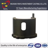 Quality Black SS Casting Small Metal Parts Industrial Components Different Surface Treatment for sale