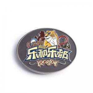 China Creative animal cartoon metal belt buckle, custom belt buckle for children on sale