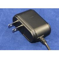 Quality 5V 1.2A 6W / 10W Power Adapter Canada / American Plug 2.5 * 0.7mm DC Jack for sale
