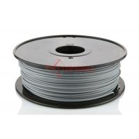 Quality PLA Plastic Filament 3D Print Material Vivid Colors , 1.75M / 3MM Filament Spool for sale