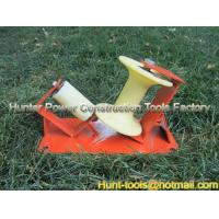 Quality Trench Feed Roller with Heavy steel section construction for sale