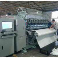 Quality High Speed Multi Needle Quilting Machine Lock Stitch Garments Making Machine for sale
