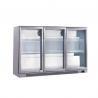 Buy cheap 3 Doors Stainless Steel Back Bar Beer Display Cooler from wholesalers