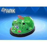 China Battery Operated Mini Toy Rc Bumper Cars For Supermarket Speed 0-8 Km/H on sale