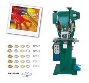 automatic grommet press machine