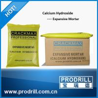 Quality C1 C2 C3 Crackmax Soundless Cracking Powder for sale