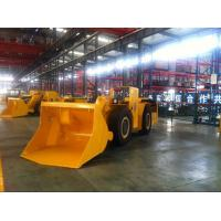 2CBM diesel type scooptram and loader for underground rock and tunnel made in China