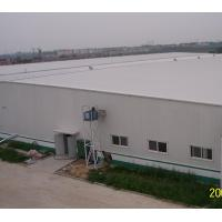Quality Construction Design Customize Prefabricated Light Weight Portale Frame Steel Workshop for sale