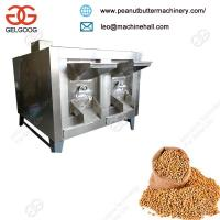 Quality Energy Saving and Low Operating Cost Easy to Operate Electric Soybean Roaster Machine for Sale for sale