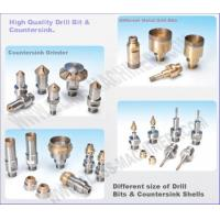 Quality High Quality Diamond Drill Bits,  Glass Drill Bit,  Glass Drill Tools,  Countersink,  Core Drill Bit,  Core Bits for sale