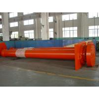 Quality Construction Large Bore Hydraulic Cylinders With The Displacement Sensor for sale