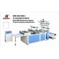 Quality DRW-500/1000 III Model DRW Multifunction Computer Thermal Cutting bag-making Machine for sale