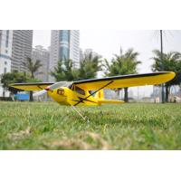 Quality 2.4Ghz Mini Piper J3 Cub Radio Controlled Toy 4ch RC Airplanes with High - Wing Trainer for sale