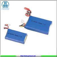 Quality Li-polymer battery pack 7.4V 1300mAh for RC toy for sale