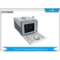 Quality LED Portable Ultrasound Scanner / Ultrasound Scan Equipment 256 Levels Gray Scale for sale