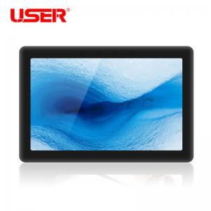 China Digital Photo Frame Tft Wall Mounted Display IR Remote Control on sale