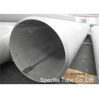 SS 1.4462 Welded Steel Tube ASTM A928 UNS S31803 Super Duplex Stainless Steel Pipe