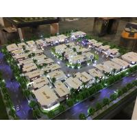 Quality 1.9x1.6m Architecture House Model / 3d Maquette Residential House For Australian Townhouses for sale