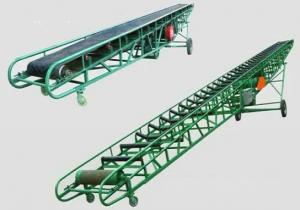 Quality Conveying Distance 20km Belt Conveyor Block Brick Machine for sale