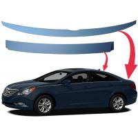 Quality Auto Sculpt Roof Spoiler and Rear Trunk Spoiler for Hyundai Sonata8 2010-2014 for sale