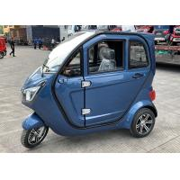 Quality 60V 1000W 3 Wheel Passenger Motor Tricycle for sale