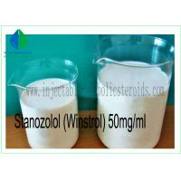 Quality Oral Liquid Winstrol Stanozolol 50mg/Ml 99% Pure Steroids Injections For Bodybuilding for sale