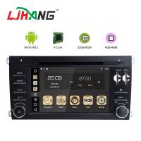 Quality 3g Wifi Steering Wheel Control Car Stereo DVD Player , Porsche Android Car Stereo for sale