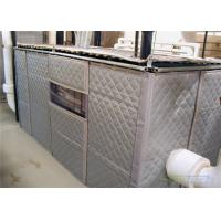 Quality Temporary Sound Wall Insulation and absorb Noise Minimum 25dB Customized Size 1200mm x 2400mm for sale