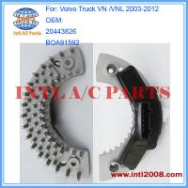 20443826 BOA91592 blower Motor Resistor/fan Regulator Control for
